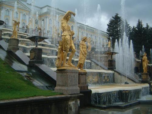 ピョートル夏の宮殿