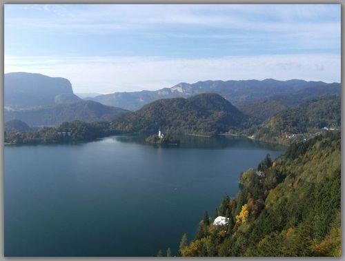 ブレッド湖・スロヴェニア